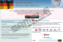 Bundespolizei Virus