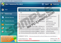 Win 7 Antivirus Pro 2013