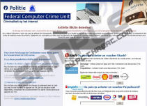 Federal Computer Crime Unit Virus