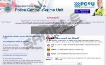 Specialist Crime Directorate virus
