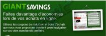 Giant Savings Adware