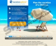 Vacation Xplorer Toolbar