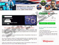 Mandiant U.S.A. Cyber Security Virus