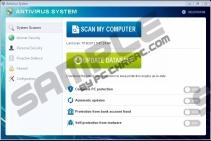 Antivirus System