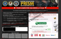 The computer is locked by Internet Service Provider Virus
