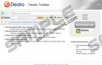 Dealio toolbar