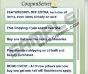 CouponServer