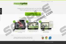 HappyLyrics