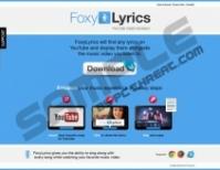 FoxyLyrics ads