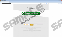 Your FLV Player is ready to Download Pop-Up
