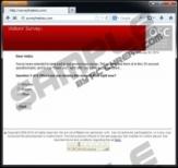 Online Surveys Center popup