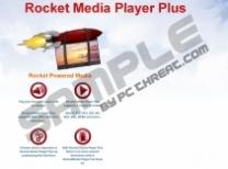 Rocket media player