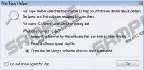 File Type Helper