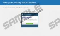 Ads by Obrona BlockAds