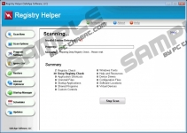 Registry Helper