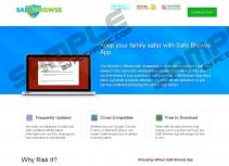 Safe Browse App
