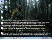 Crysis Ransomware