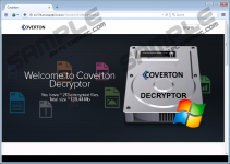 Coverton Ransomware