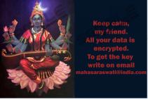 Saraswati Ransomware