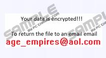 Age_empires@india.com Ransomware