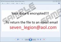 Seven_legion@aol.com Ransomware