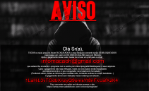 Aviso Ransomware