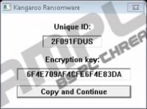 Kangaroo Ransomware