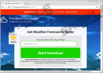 Search.theweathercenter.co