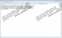 Thedon78@mail.com Ransomware