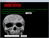 AdamLocker Ransomware