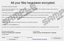 ihurricane@sigaint.org Ransomware