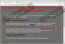 CryptoSweetTooth Ransomware