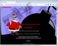 Merry X-Mas Ransomware