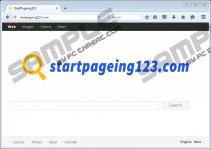 Startpageing123.com