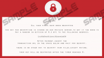 Deos Ransomware
