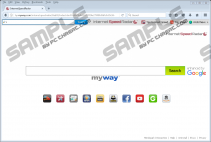 InternetSpeedRadar Toolbar