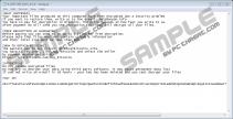 Helponyon.info Ransomware
