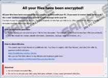 Blocking Ransomware