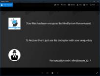 MindSystem Ransomware
