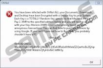 OhNo Ransomware