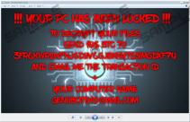 Genocheats Ransomware