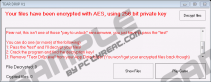 Tear Dr0p Ransomware
