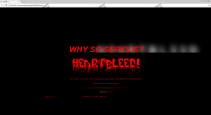 H34rtbl33d Ransomware