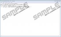 Mole66 Ransomware