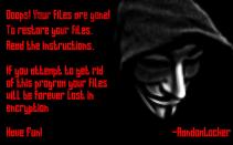 Randomlocker Ransomware