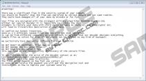 LockerGoga Ransomware