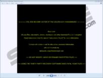 GoldenAxe Ransomware