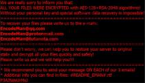 Matrix-EMAN Ransomware