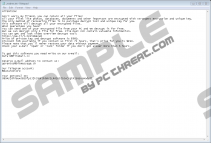 Skymap Ransomware