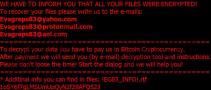 EG83 Ransomware